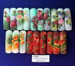Можно ли рисовать на ногтях акварельной краской